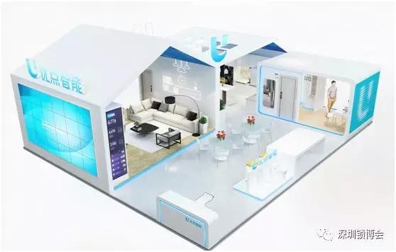 智能门锁;智能家居;智能;锁博会;优点科技